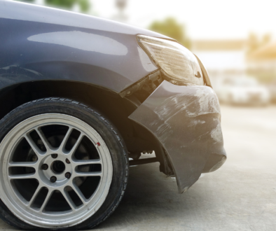 bumper repairs sydney